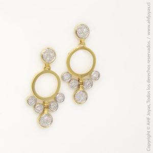 5d1530a4e126 Aro gota de brillantes y perlas – AHF Joyas
